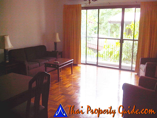 Apartment for rent in Phaholyothin