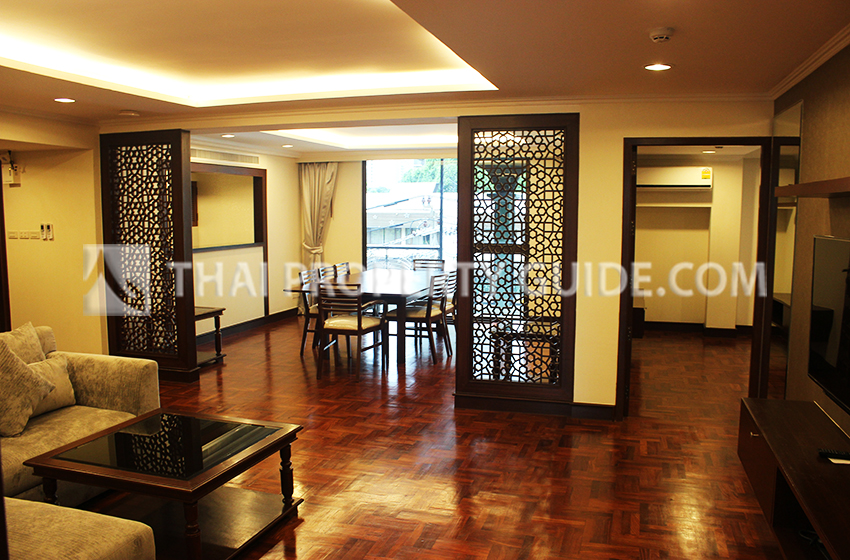 Apartment for rent in Ploenchit