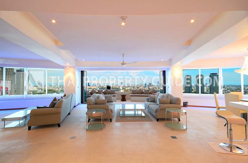 Condominium for rent in Rama 3
