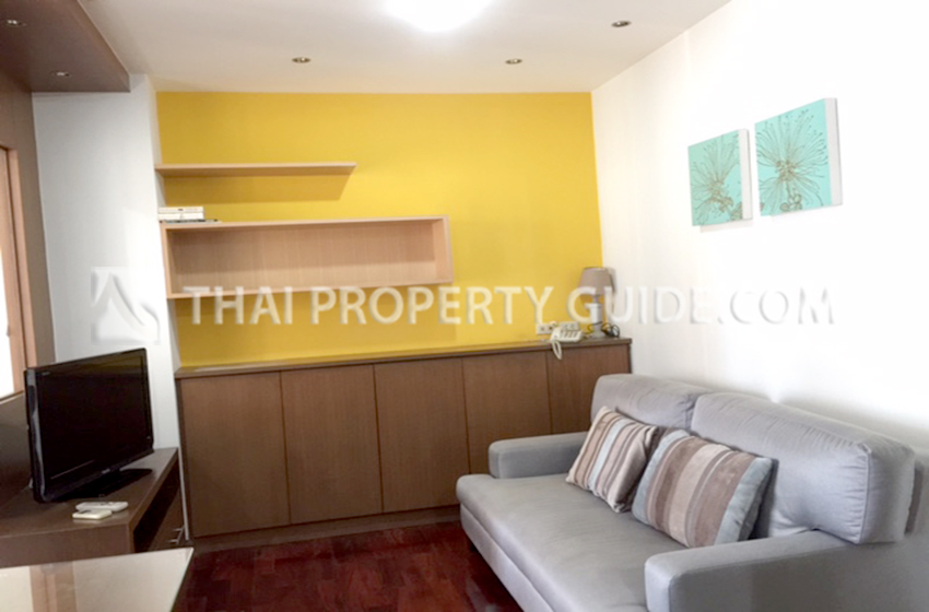 Condominium for rent in Near United Nations