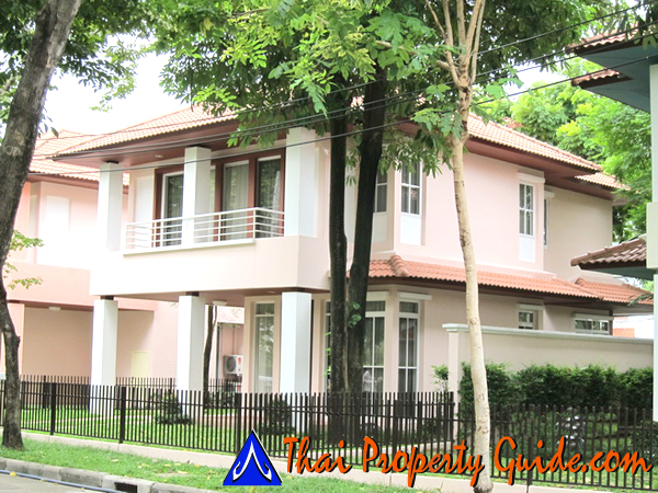House for rent in Rama 9