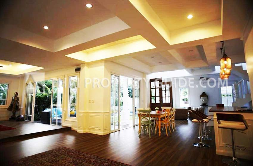House with Private Pool for sale in Sukhumvit