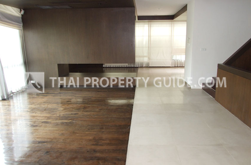 House with Shared Pool in Sathorn