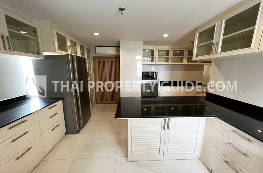 Penthouse in Sathorn