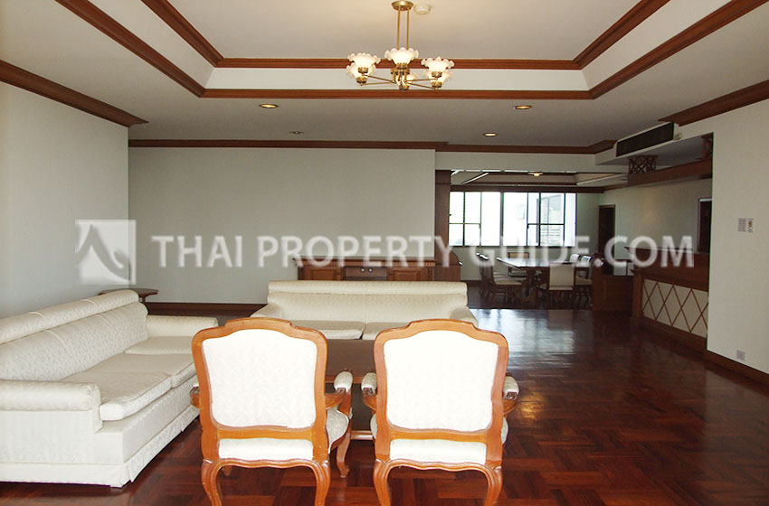 Penthouse for rent in Sukhumvit