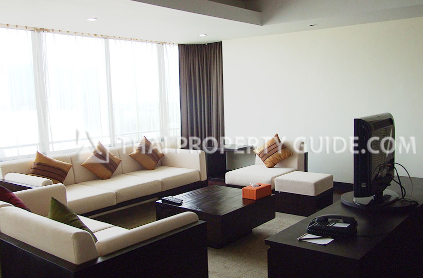 Service Apartment in Phaholyothin