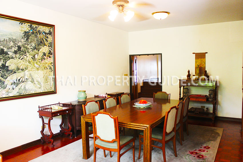 Townhouse for rent in Phaholyothin