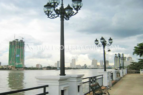 Townhouse for rent in Rama 3