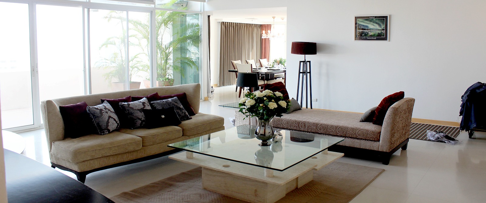 Duplex Penthouse. Homely Experience in the heart of Bangkok